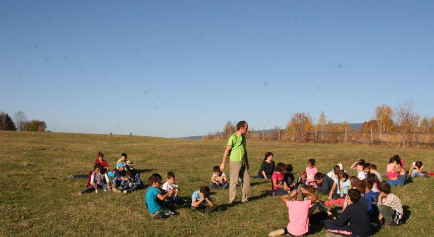500 gyermek vett részt a Népiskola Erdei Iskola programján