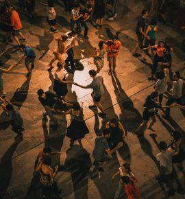 Társasági tánc